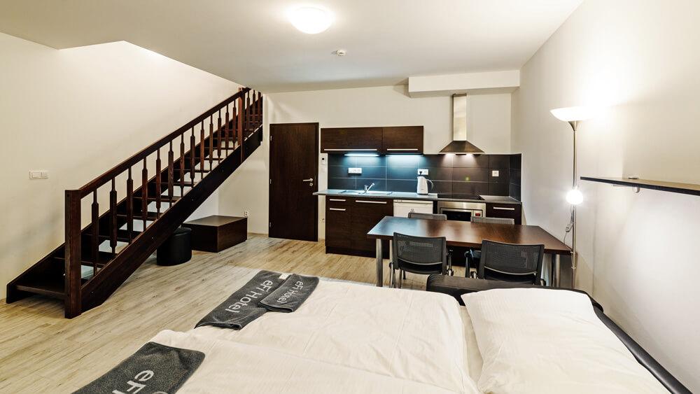 Chambres - eFi Hotel Brno