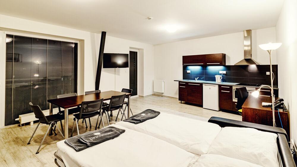 Pokoje Efi Hotel Brno